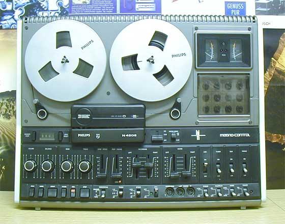 Bandrecorder Snaren Philips N4506 Snarenset